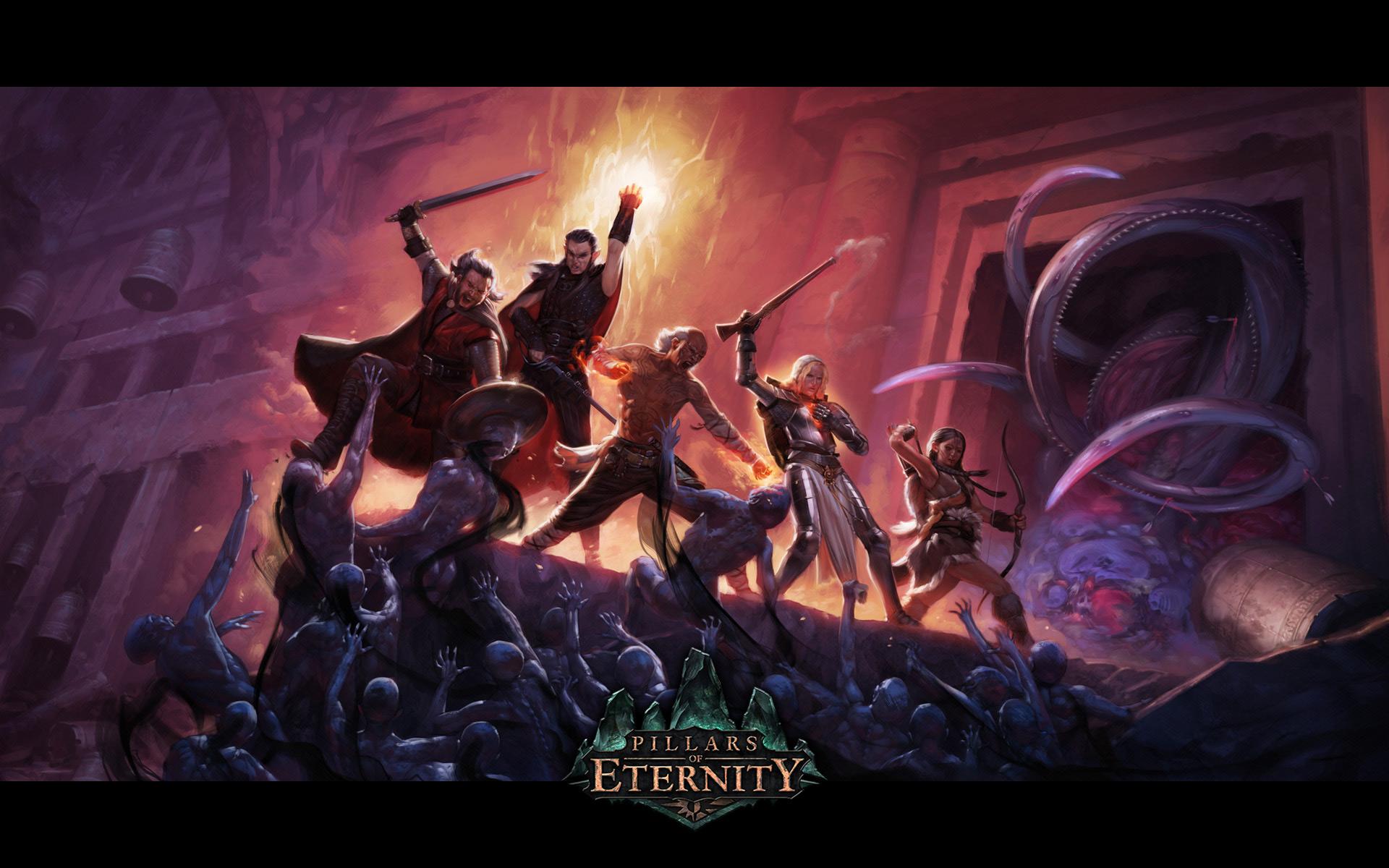 Pillars of Eternity wymagania