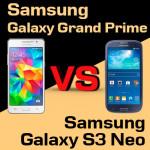 Jaki smartfon wybrać – Samsung Galaxy Grand Prime czy Galaxy S3 Neo?
