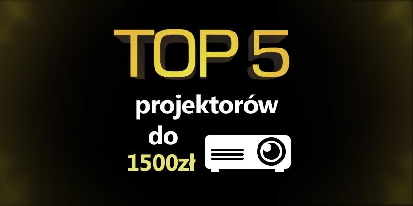 projektor do 1500 zł