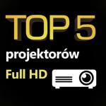 Jaki projektor Full HD do domu i biura? Top 5 najlepszych projektorów!