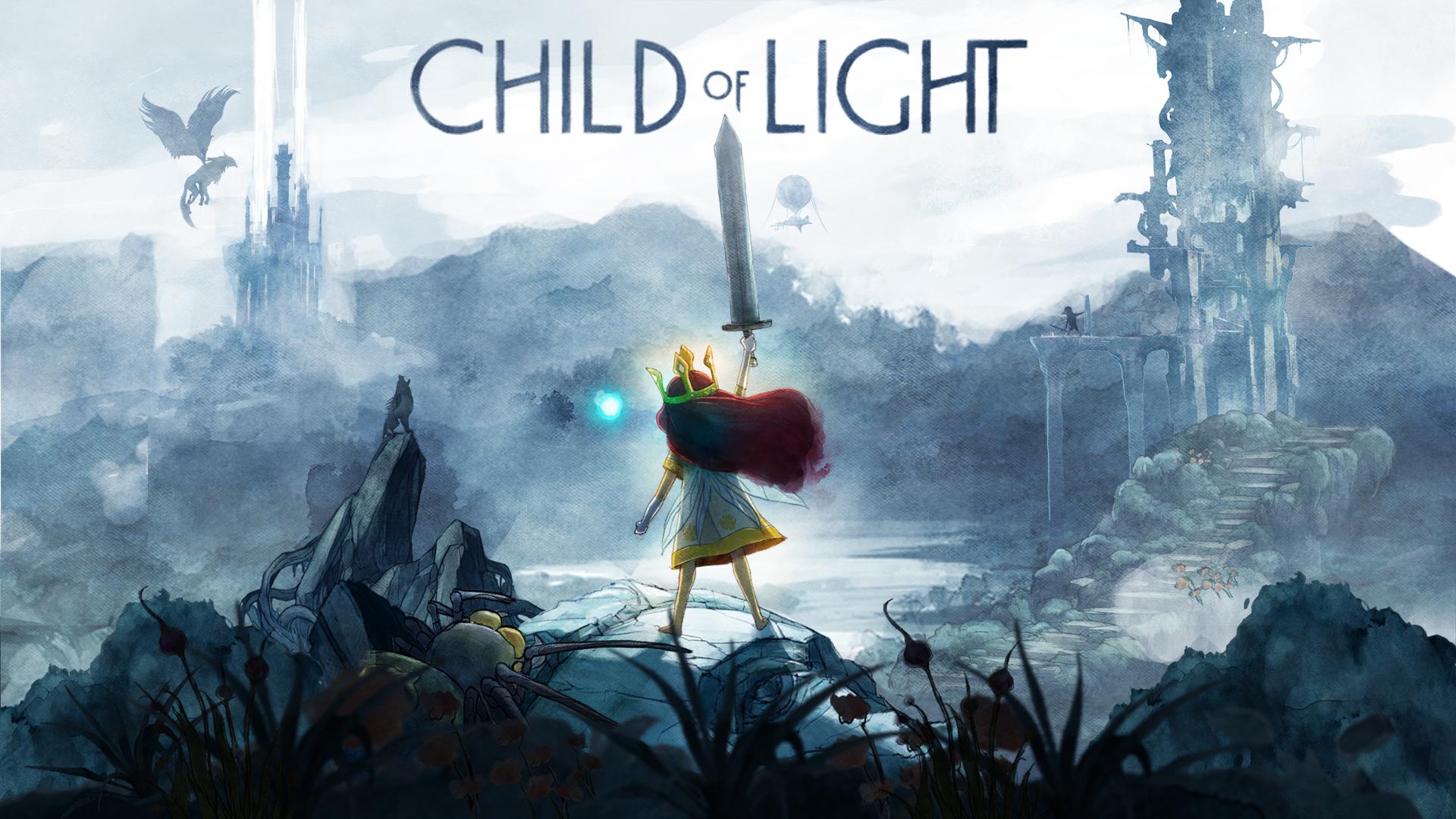 Child of Light wymagania