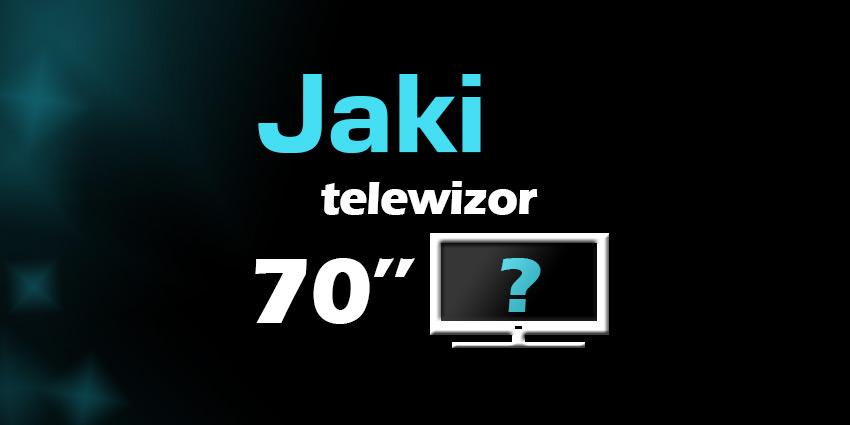 telewizor 70 cali