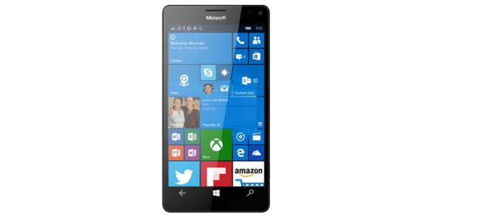 Smartfon z Windows Phone