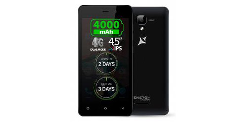 Smartfon All View P5 Energy
