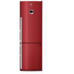 Czerwona lodówka –  stylowy pomysł na kuchnię.