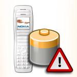 Bateria do Nokia 2650. Akumulator do telefonu.
