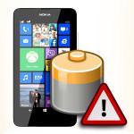 Bateria do Nokia Lumia 630. Akumulator do telefonu.