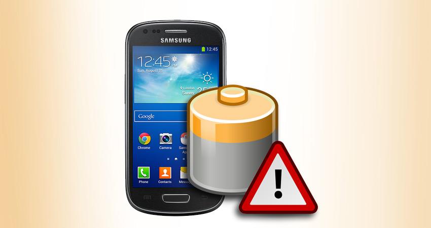 Samsung Galaxy S III mini.