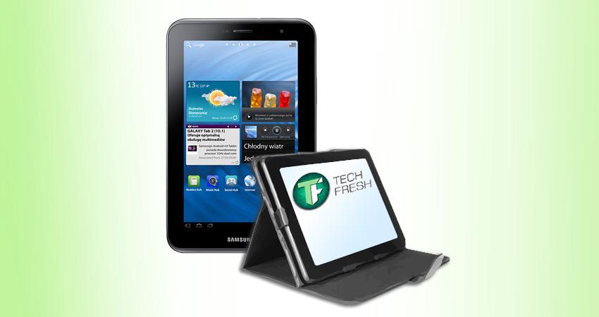Samsung Galaxy Tab 2 etui