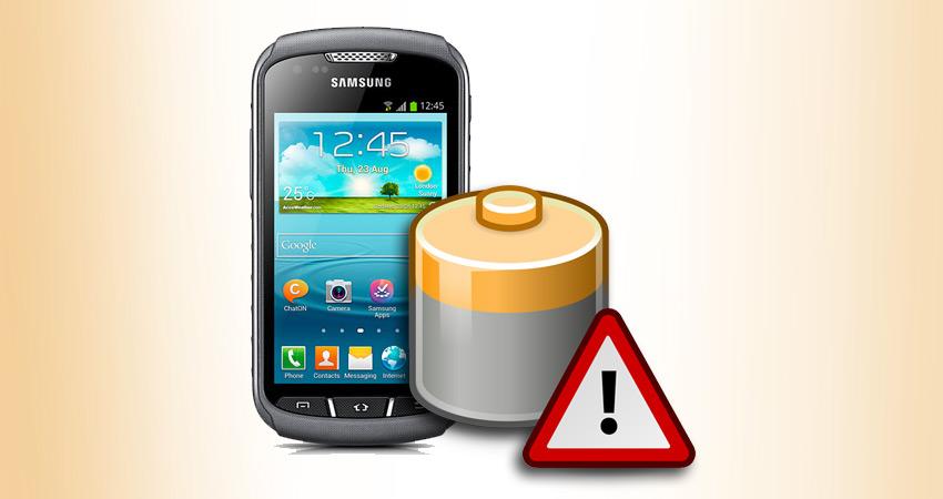 Samsung Galaxy Xcover 2 bateria