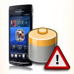 Bateria do Sony Ericsson Xperia X12 Arc. Akumulator do telefonu.