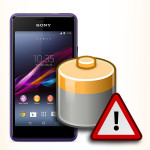 Bateria do Sony Xperia E1. Akumulator do telefonu.