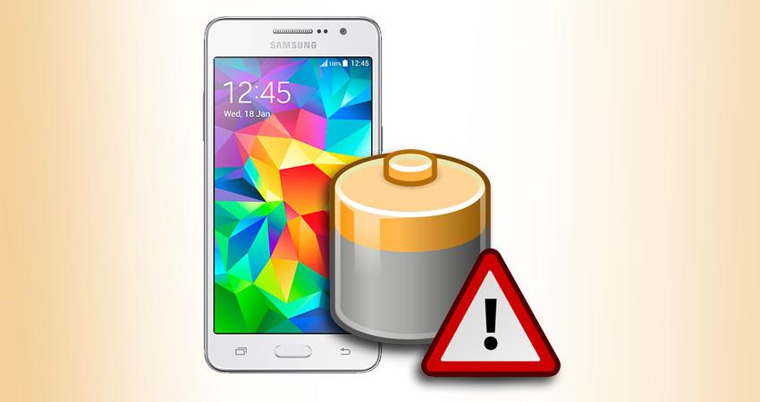 Bateria do Samsung Galaxy Grand Prime