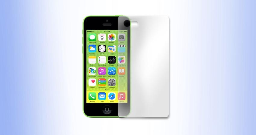 Apple iPhone 5C folia