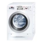 Pralko-suszarka Bosch WVH30542EU – instrukcja obsługi