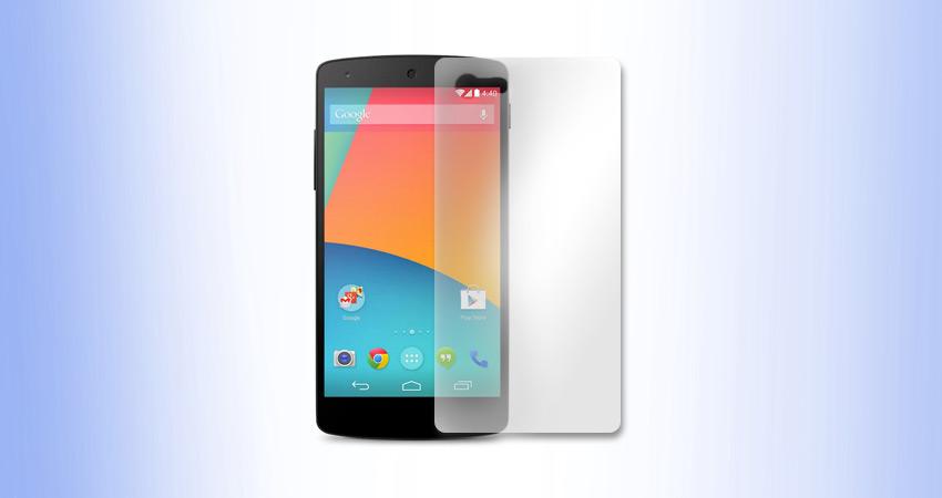 LG Nexus 5 folia