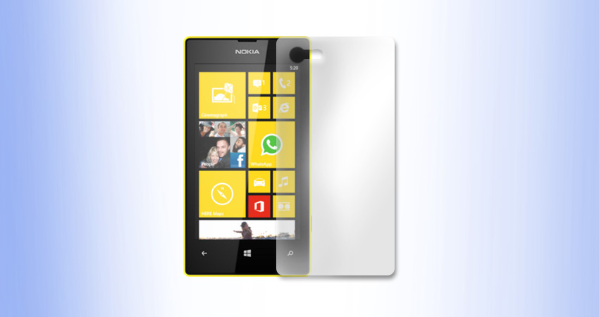 Nokia Lumia 520 folia