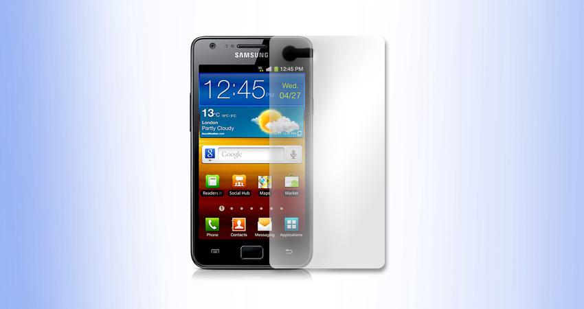 Samsung Galaxy S2 folia