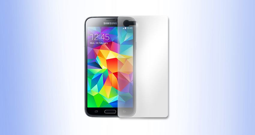 Samsung Galaxy S5 folia