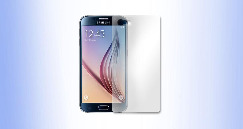 Samsung Galaxy S6 szkło