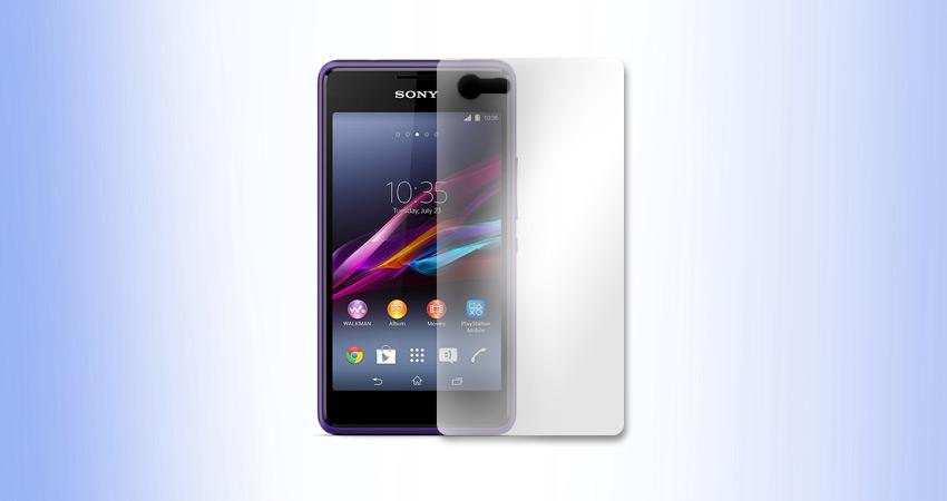 Sony Xperia E1 folia