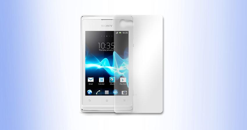 Sony Xperia E folia