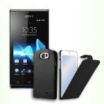 Etui do Sony Xperia J. Etui do telefonu.