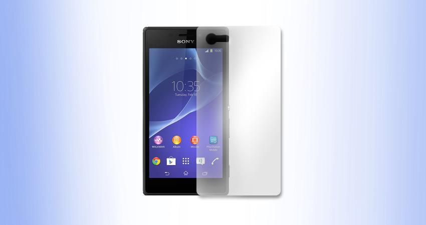 Sony Xperia M2 folia