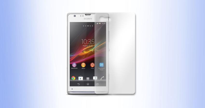 Sony Xperia SP folia