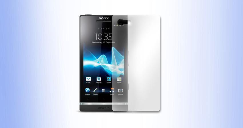 Sony Xperia S folia