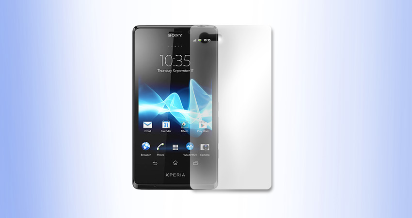 Sony Xperia T folia