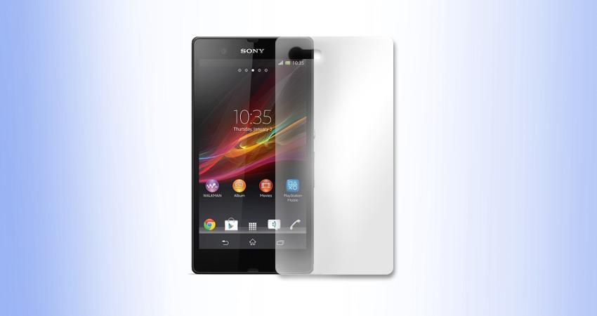 Sony Xperia Z folia