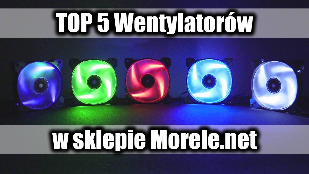 Top 5 wentylatorów