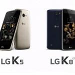 LG K5 oraz LG K8 – data premiery, specyfikacja