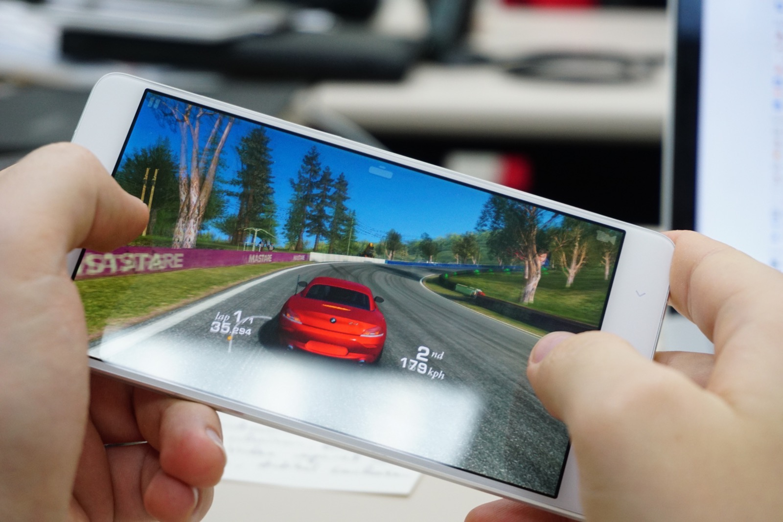 smartfon do gier
