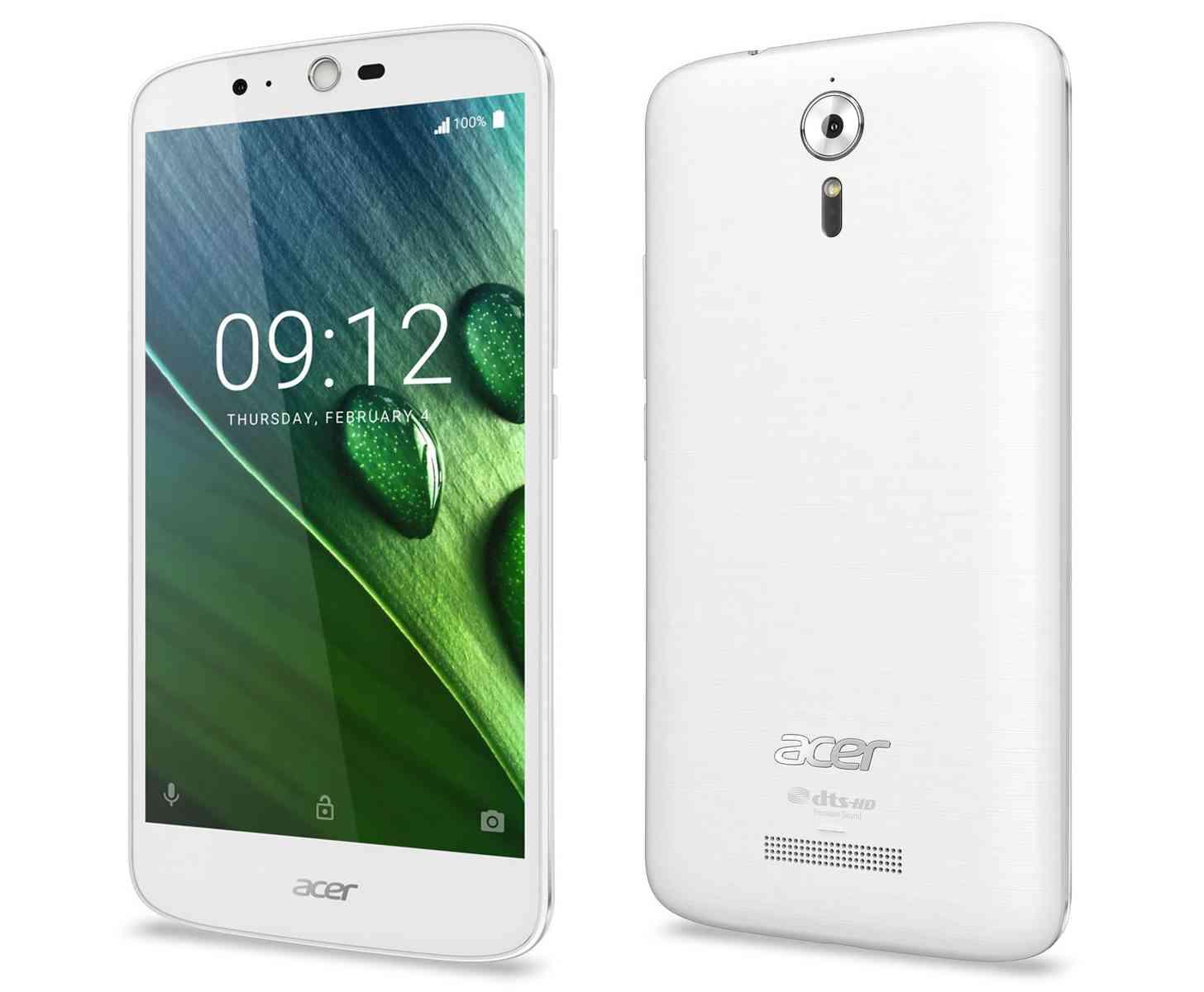 Acer Liquid Zest Plus specyfikacja