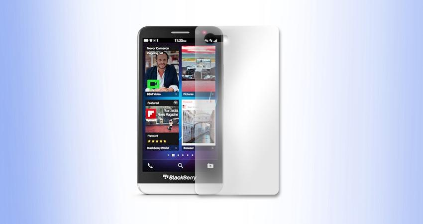 BlackBerry Z30 folia