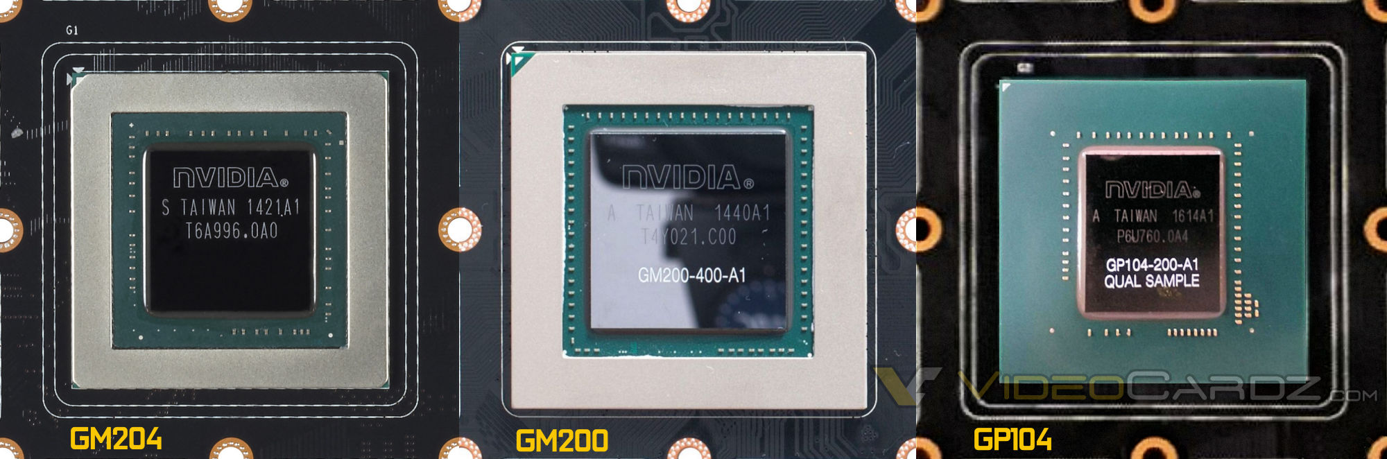 GPU Pascal GP104