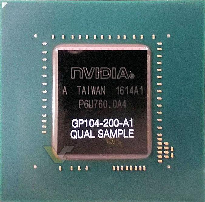 GPU GP104