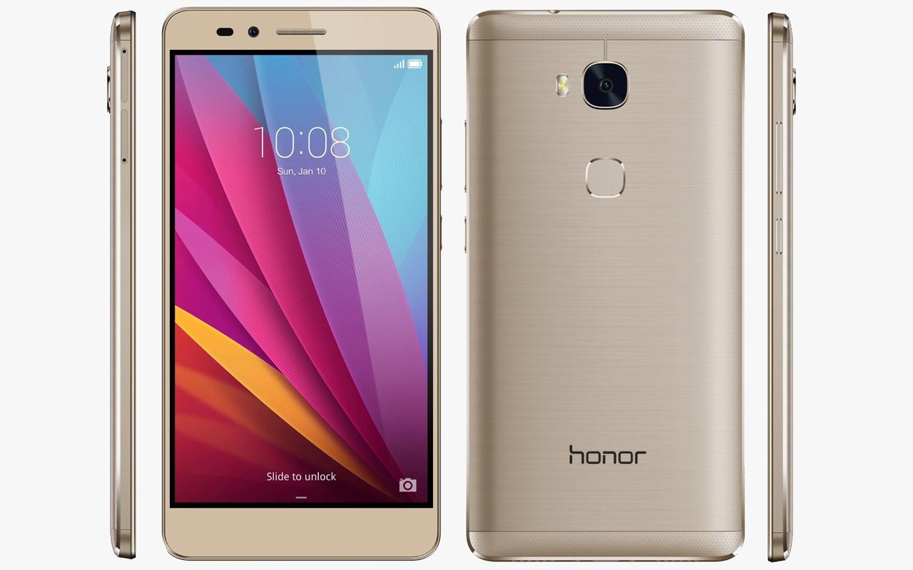 Huawei Honor 5X marshmallow