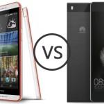 Huawei P8 Lite czy HTC Desire 820 – jaki smartfon wybrać?