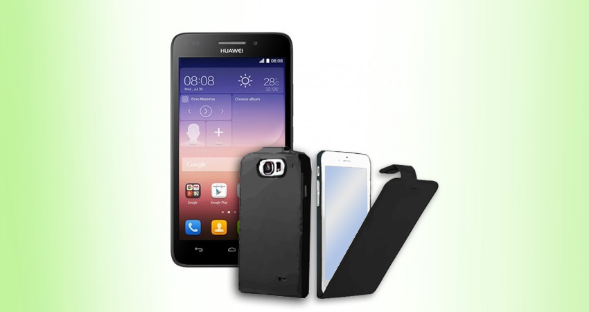 Huawei Ascend G620s.