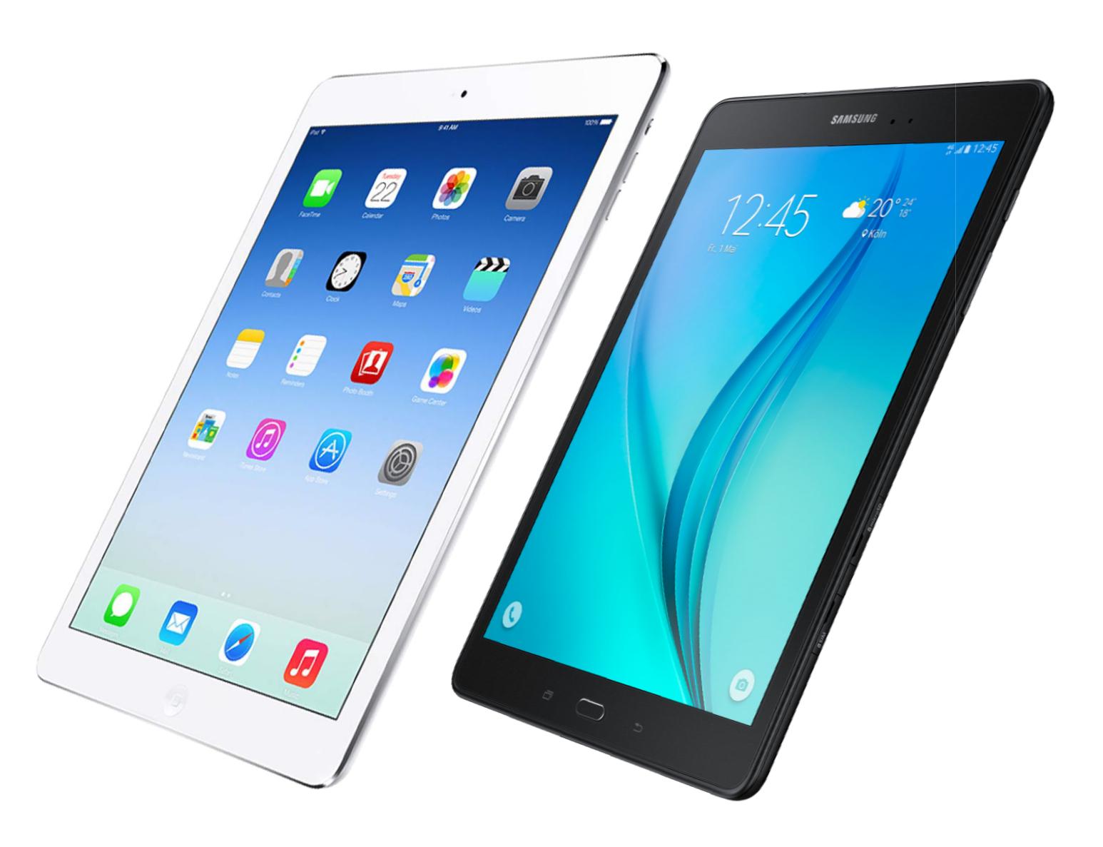 Samsung Galaxy Tab S2 czy Apple iPad Air 2