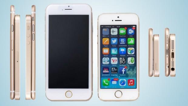 Apple iPhone 5s czy Apple iPhone 6
