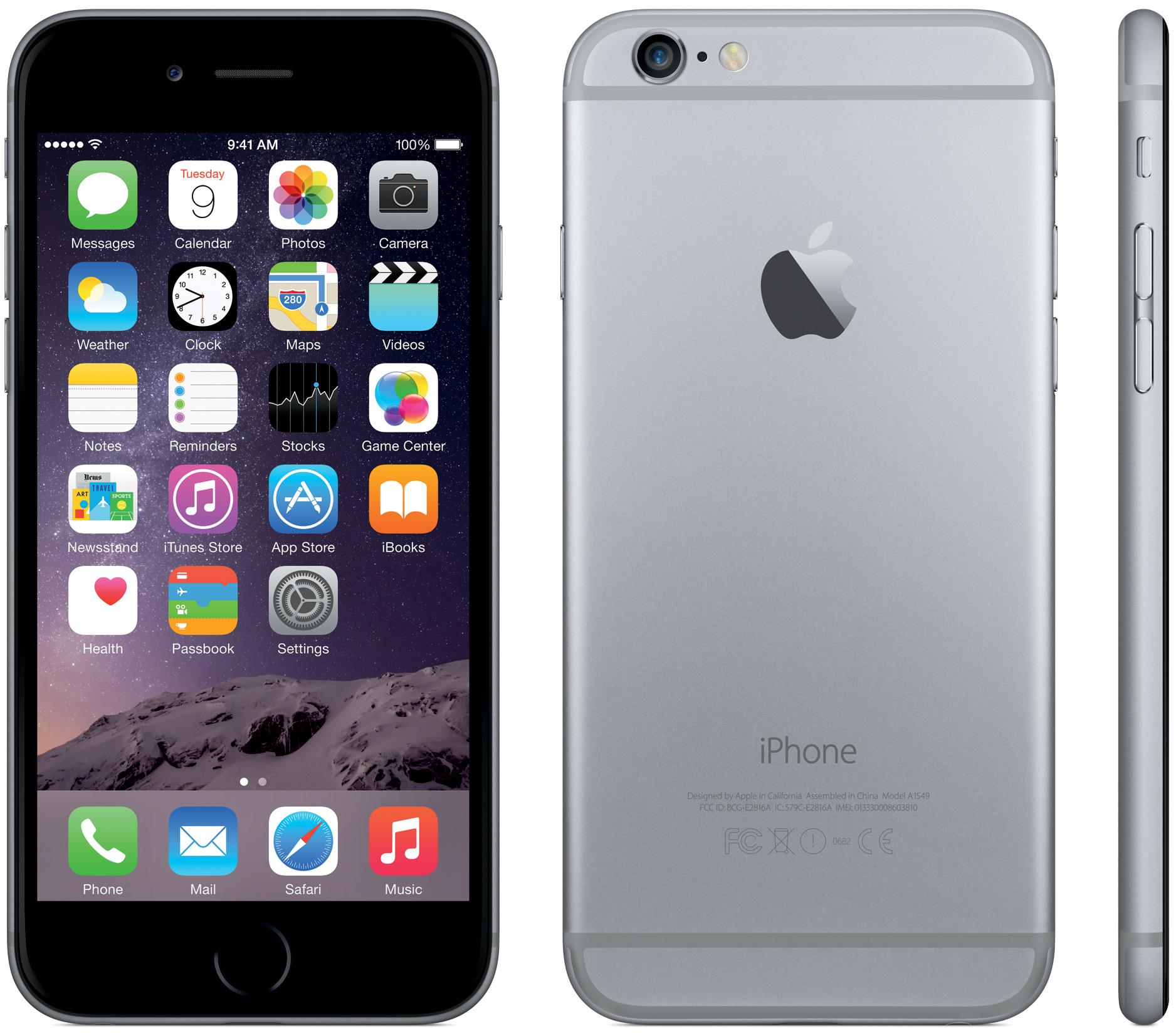 iPhone 6s Plus porównanie