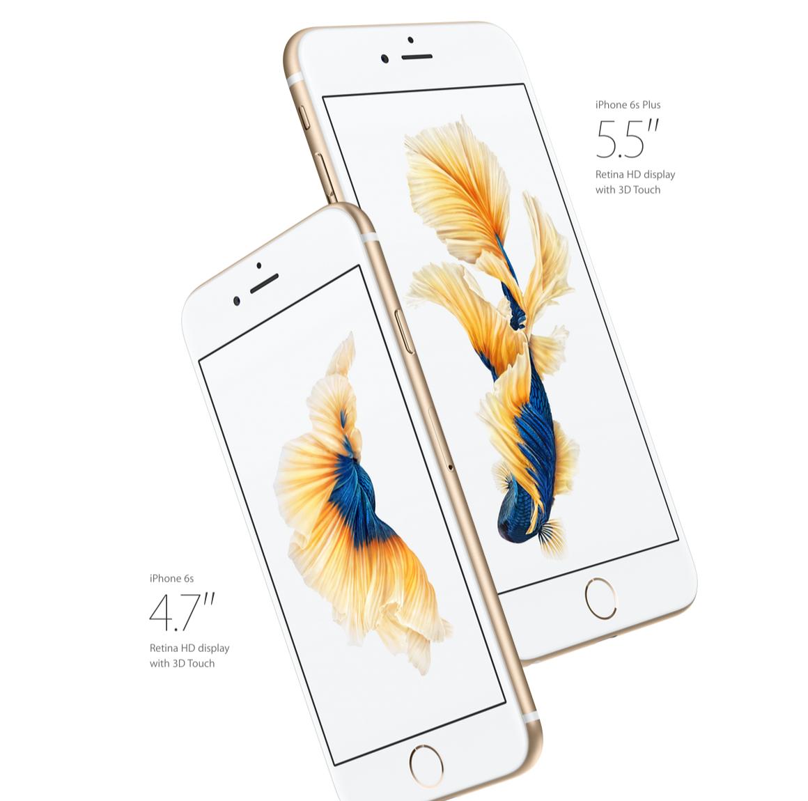 iPhone 6s czy iPhone 6s Plus
