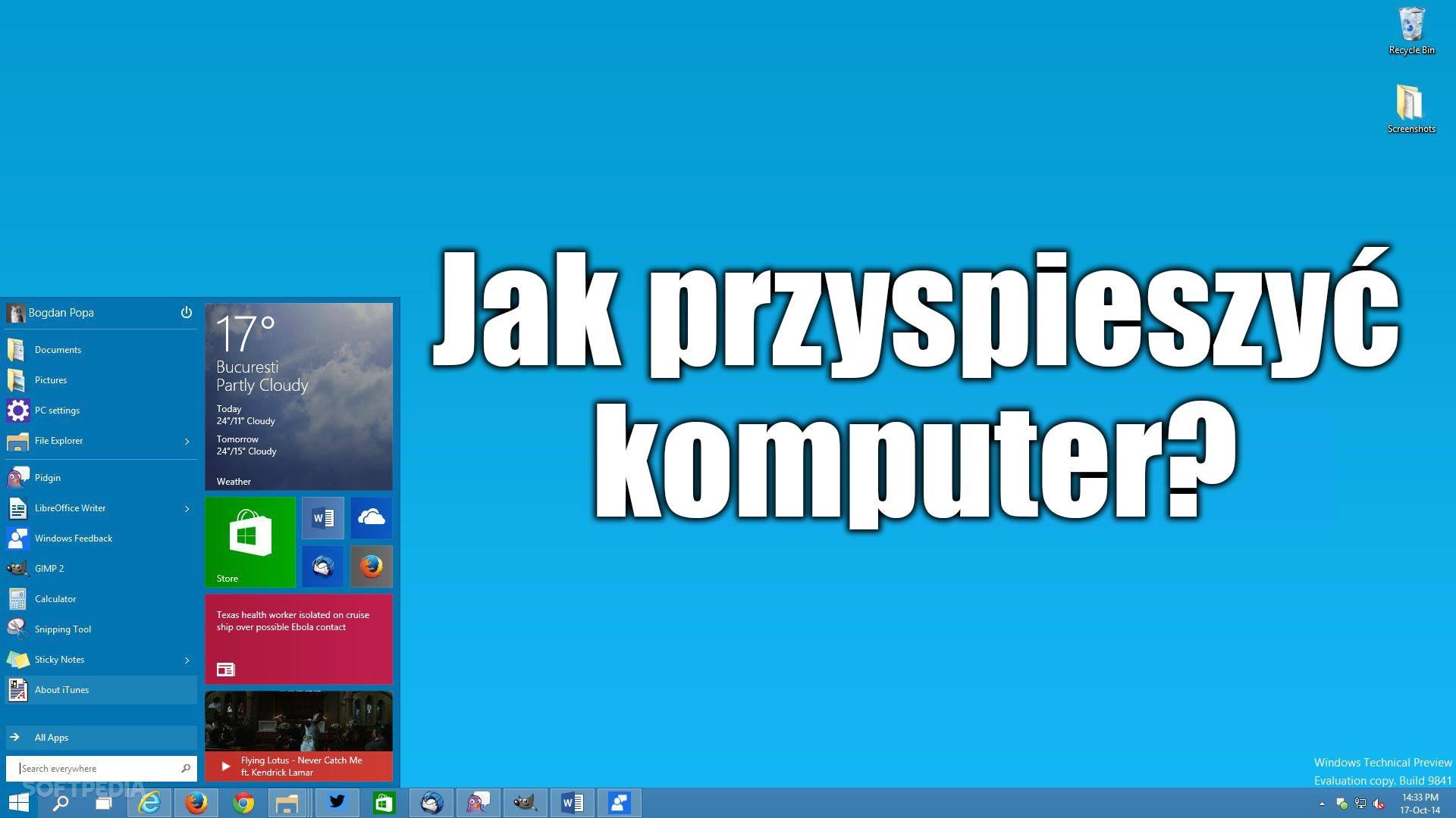 jak przyspieszyć komputer