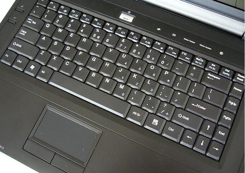jak odblokować klawiaturę w laptopie