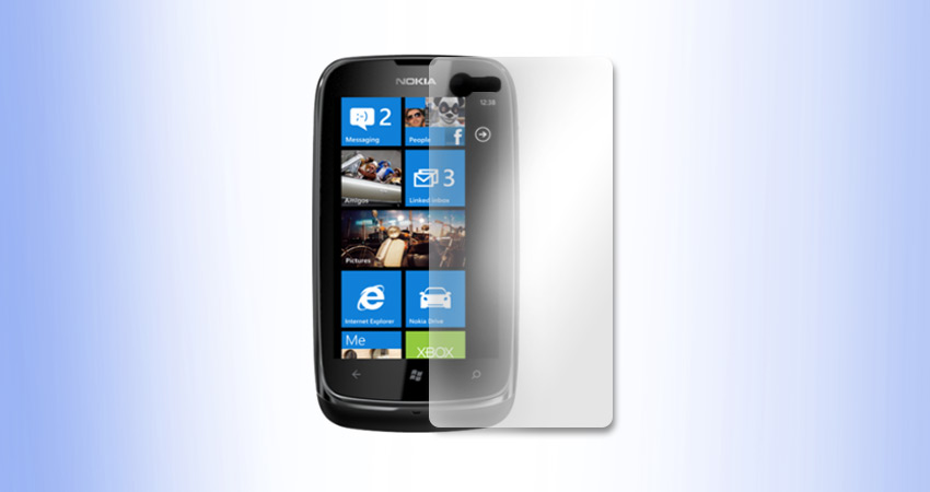Nokia Lumia 610 folia