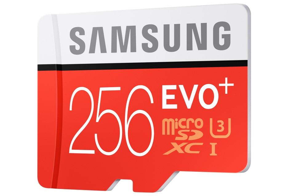 Samsung microSD EVO Plus 256 GB